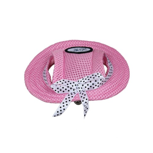Pink Princess Dog Hat
