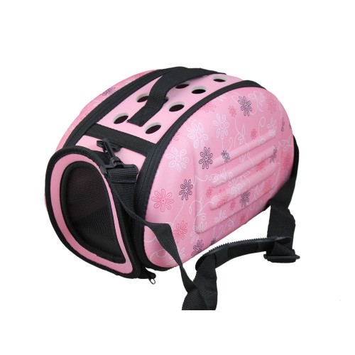 Folding Pet Bag Cat Airline Approved Travel Dog Carrier