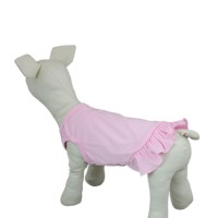 Pet Skirt Dog Sundress for Small Medium Dogs, Pink, Blue, Black