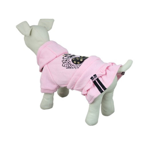 Pink Cute Cake Pet Skirt Dog Clothes