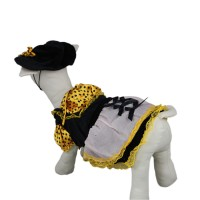 Halloween Series Pet Witch Sets Dog Clothes Coat