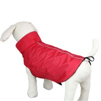 Pet Waterproof Jacket Vest Dog Clothes-Red