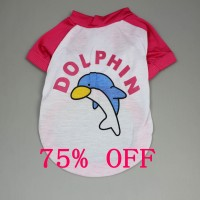 Dolphin Series Dog T-shirt