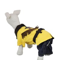 Western Jeans Series Pet Clothes Dog Sweatshirt