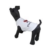 Cute Dog Summer T-shirt Clothes