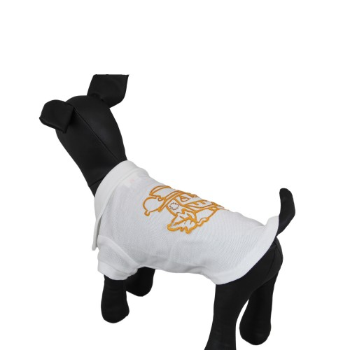 Halloween Shirt Pet Clothes Dog Sweatshirt-White