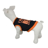 Summer Cotton Pet Vest Dog Clothes Shirt