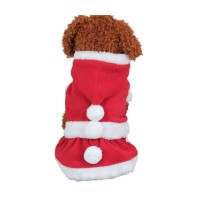 Christmas Suit Pet Costume Dog Clothes