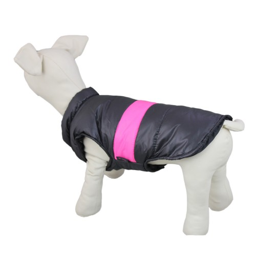 Classic Dog Warm Vest Jacket Coat Pink