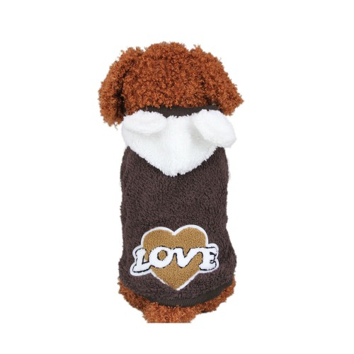 New Lovely Thicken Dog Winter Coat Jacket