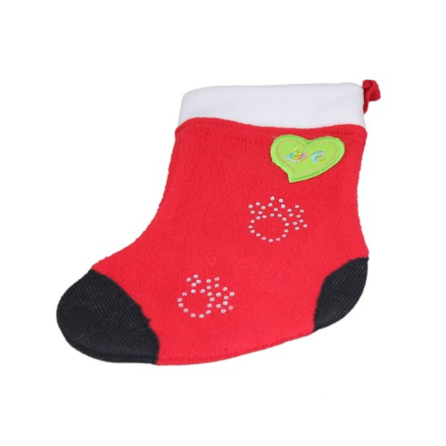 Christmas Series Stockings-Red