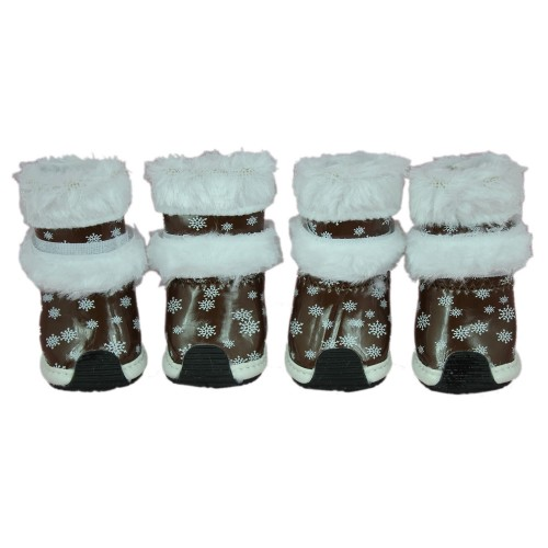 Winter Pet Snow Boots