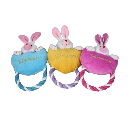 Dog Toys-Lovely Rabbit