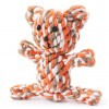 Pet Cotton Rope Weaving Dog Toy for Puppy Play Dental Chews Toy