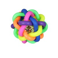 Knot Ball Dog Toy (Color Varies)