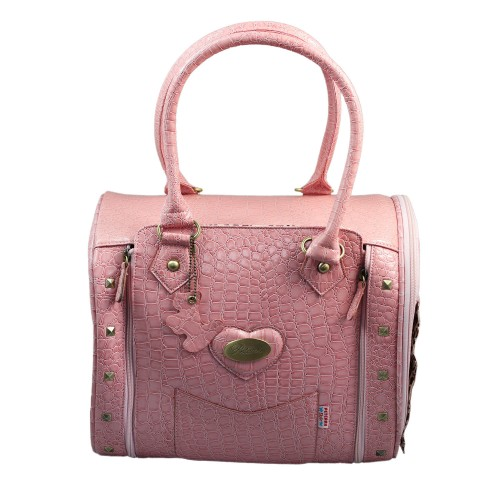 Pink Travel Carrier bag