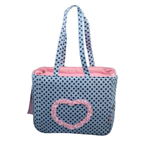 Blue Travel Carrier Bag