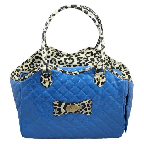 Blue Pet Travel Carrier Bag
