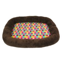 Cute Colorful Checkered Pet Pad Dog Mat