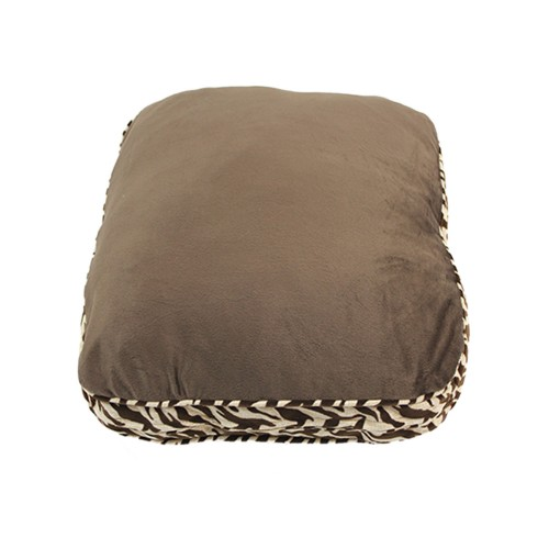 Removable&Washable Zebra Pet Thick Pad Dog Mat