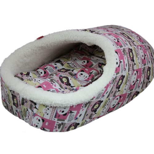 Cartoon Animals Style Pet Bed Dog House