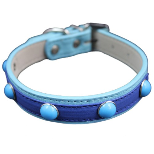 Turquoise Bead Adjustable Pet Collars