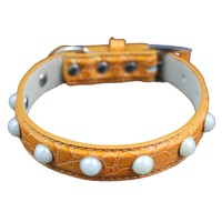 Pearl Adjustable Pet Collars