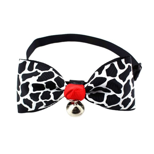 New Sexy Leopard Pet Tie Collars