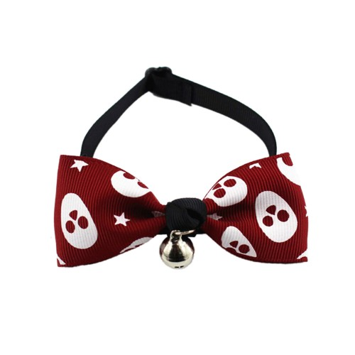 New Skull Dog Tie Collars