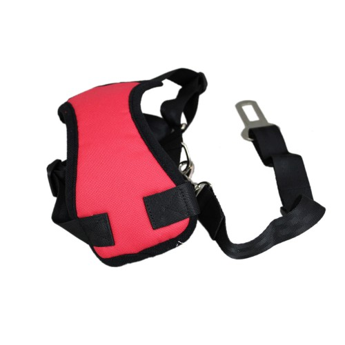 Adjustable Pet Vehicle Safety Chest Strap