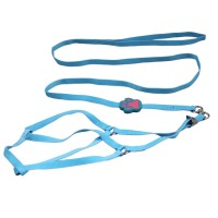 Footprint Harnesses&Leads-Blue