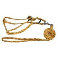 Yellow Braided Series Traction Rope