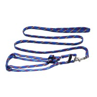 Weave Harnesses&Leads-Blue